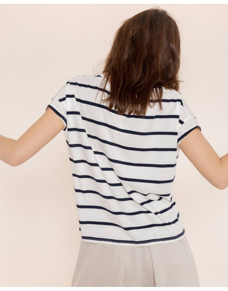 Friday's Project | Shirt Biologisch Katoen Stripes from Wolf and Storm