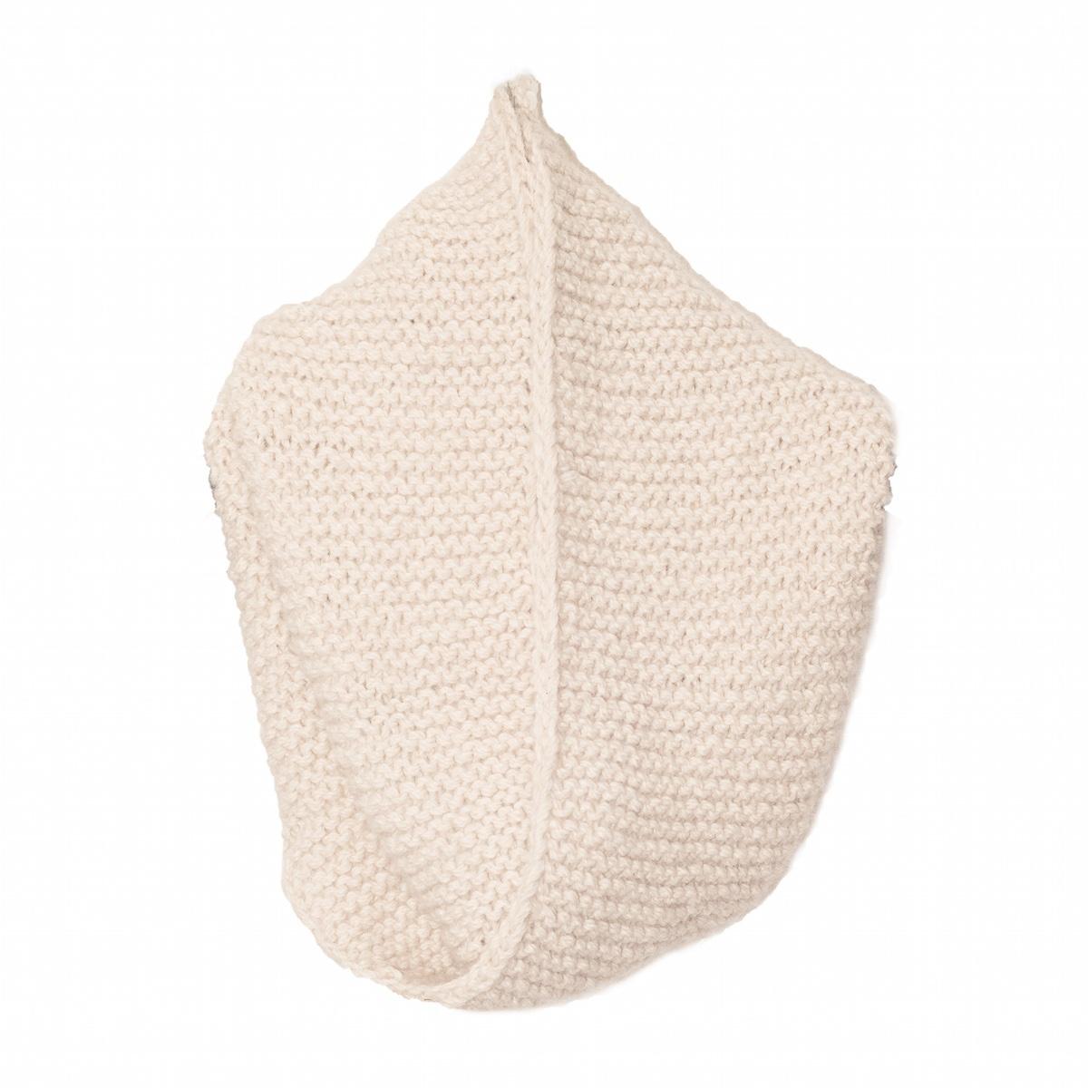 Infinity scarf Rosa – organic alpaca from Zazu Amsterdam